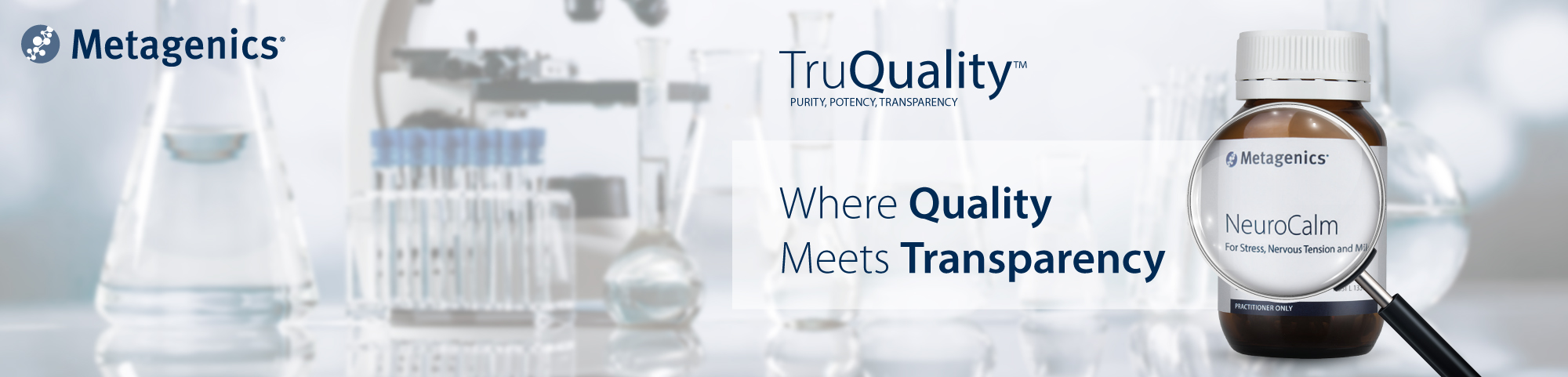 TruQuality Website Banner