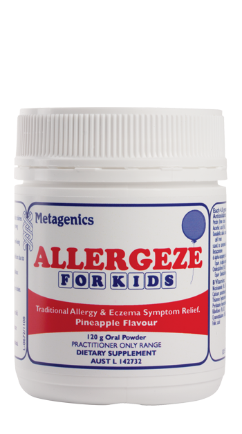 ALLERGEZE FOR KIDS 120G