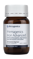 Hemagenics Iron Advanced