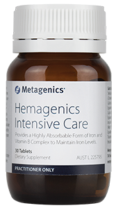 HEMAGENICS INTENSIVE CARE 30 T