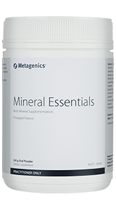 MULTI MINERAL SUPPLEMENTATION.