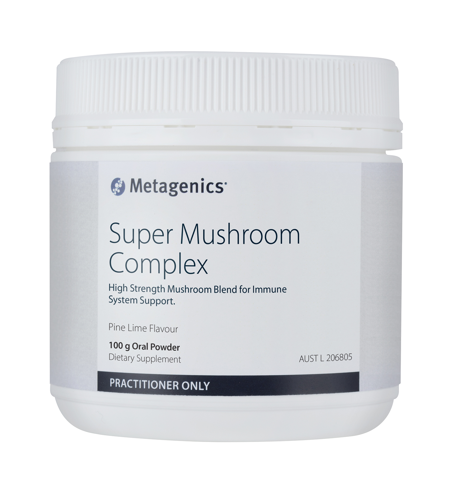 HIGH STRENGTH MUSHROOM BLEND FOR IMMUNE SYSTEM SUPPORT.