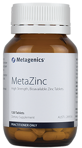 MetaZinc 120 Tablets