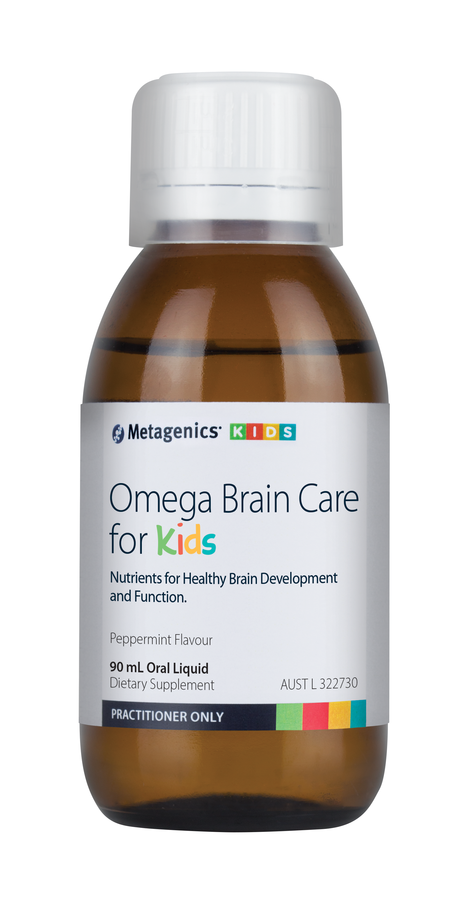 Omega Brain Care for Kids