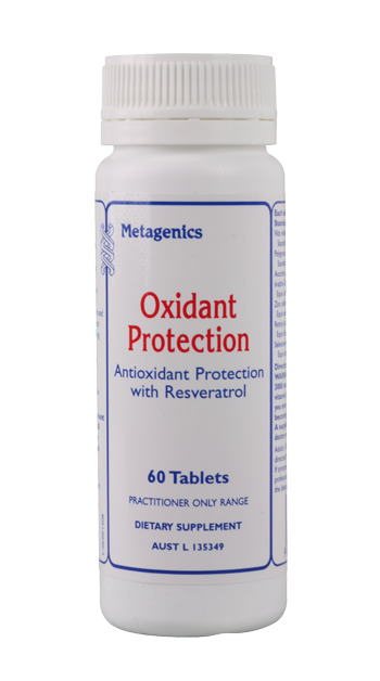 ANTIOXIDANT PROTECTION WITH RESVERATROL.