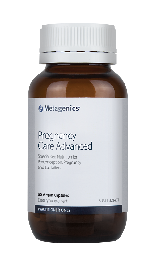 Specialised Nutrition for Preconception, Pregnancy and Lactation.