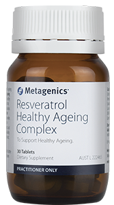 RESVERATROL HEALTHY AGEING 30T