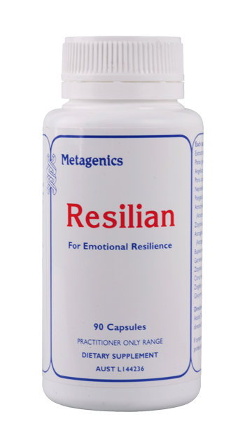 FOR EMOTIONAL RESILIENCE.