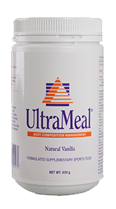 ULTRAMEAL VANILLA 630G POWDER